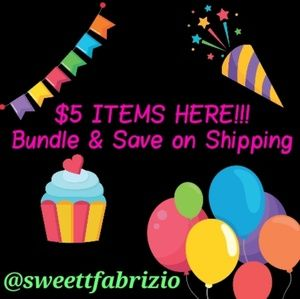⏬⏬SORT⏬⏬🎉$5 ITEMS FOR SALE🎉